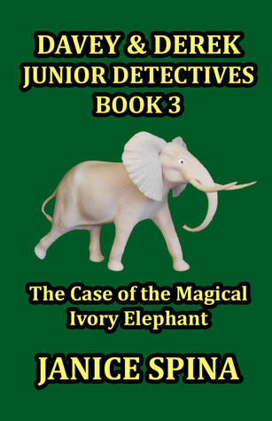 The Case of the Magical Ivory Elephant