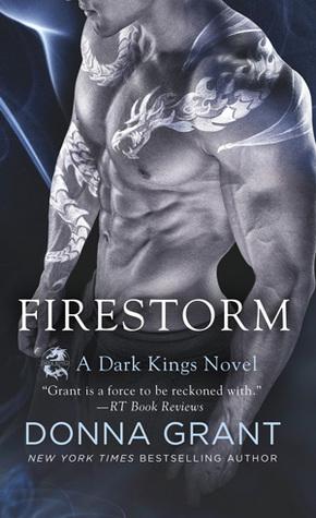 Firestorm (Dark Kings, #10)