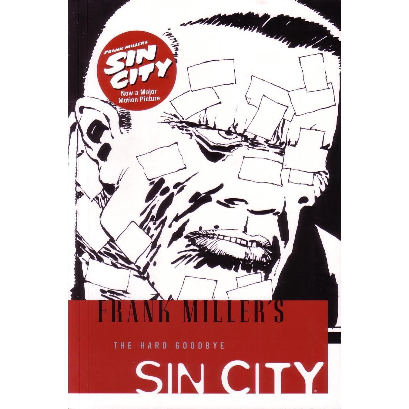 4fc4165b85 Sin City, Vol. 1: The Hard Goodbye (Sin City, #1) by Frank Miller