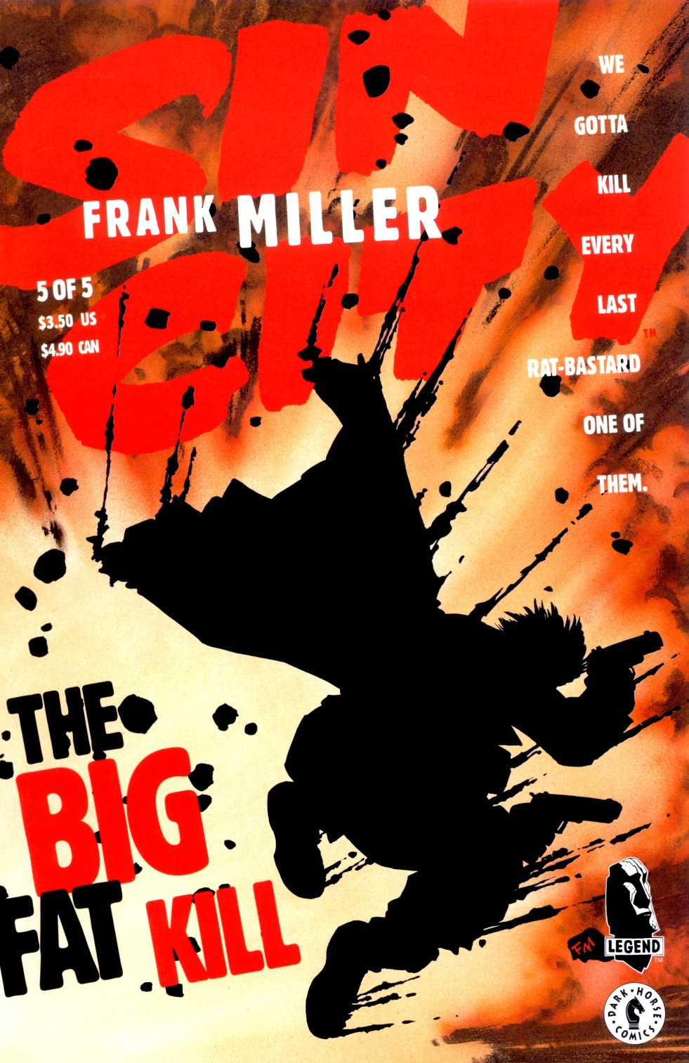 Sin City, Vol. 3: The Big Fat Kill