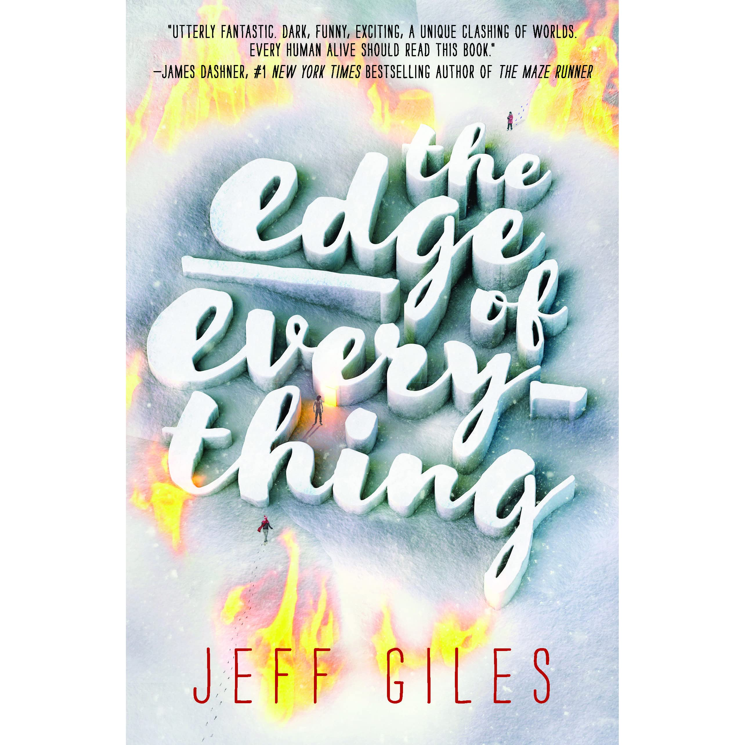 The Edge Of Everything By Jeff Giles €� Reviews, Discussion, Bookclubs, Lists