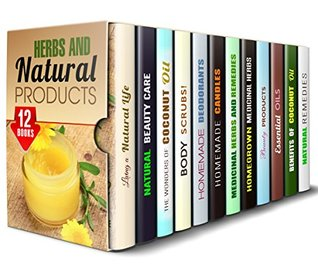 Herbs and Natural Products Box Set (12 in 1)