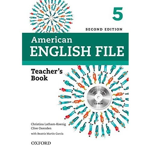 دانلود کتاب American English File 4 Teacher Book - Kitab Blog