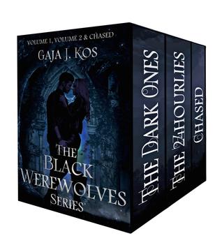 Black Werewolves Box Set: The Dark Ones, The 24hourlies, Chased
