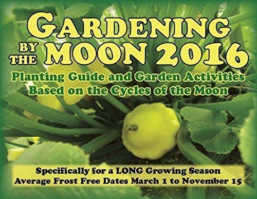 Gardening - March 2016