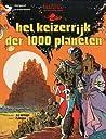 Het keizerrijk der 1000 planeten by Pierre Christin