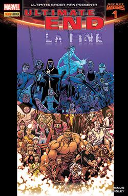 Ultimate Comics: Spider-man 36