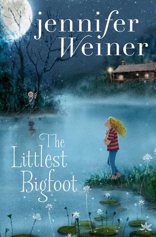 The Littlest Bigfoot by Jennifer Weiner