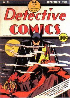 Detective Comics (1937-2011) #31