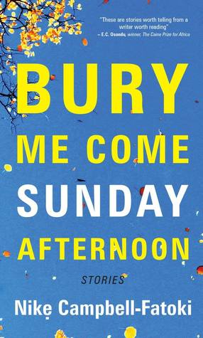 Bury Me Come Sunday Afternoon