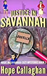 Justice in Savannah (Made in Savannah, #3)