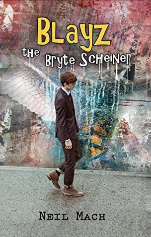 Blayz the Bryte Scheiner by Neil Mach