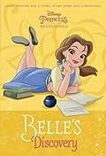 Belle's Discovery (Disney Princess Beginnings, #2)