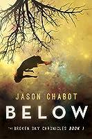 Below (Broken Sky Chronicles, #1)