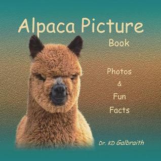 Alpaca Picture Book by K.D. Galbraith