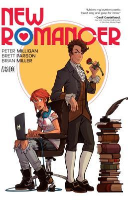 New Romancer by Peter Milligan