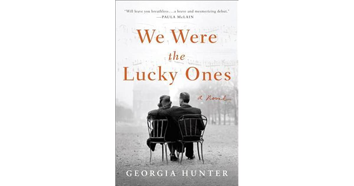 Image result for we were the lucky ones book cover