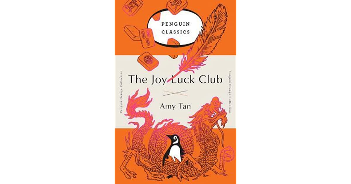 an analysis of the asian american culture in the joy luck club by amy tan Tan's hobby soon developed into a new career when her first novel, the joy luck club, was published in 1989 tan's the joy luck club, received the commonwealth club gold award for fiction and the american.