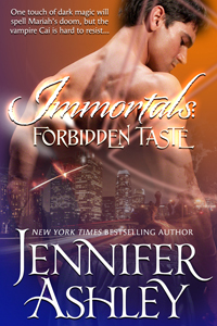 Forbidden Taste (Immortals #7.6)