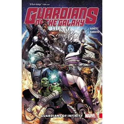 Guardians of Infinity #1   NEW!!!