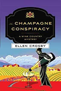The Champagne Conspiracy (Wine Country Mysteries, #7)