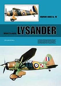 Westland Lysander (Warpaint, #48)
