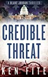Credible Threat (Blake Jordan, #2)