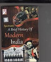 Comprehensive History Of Modern India Spectrum Pdf
