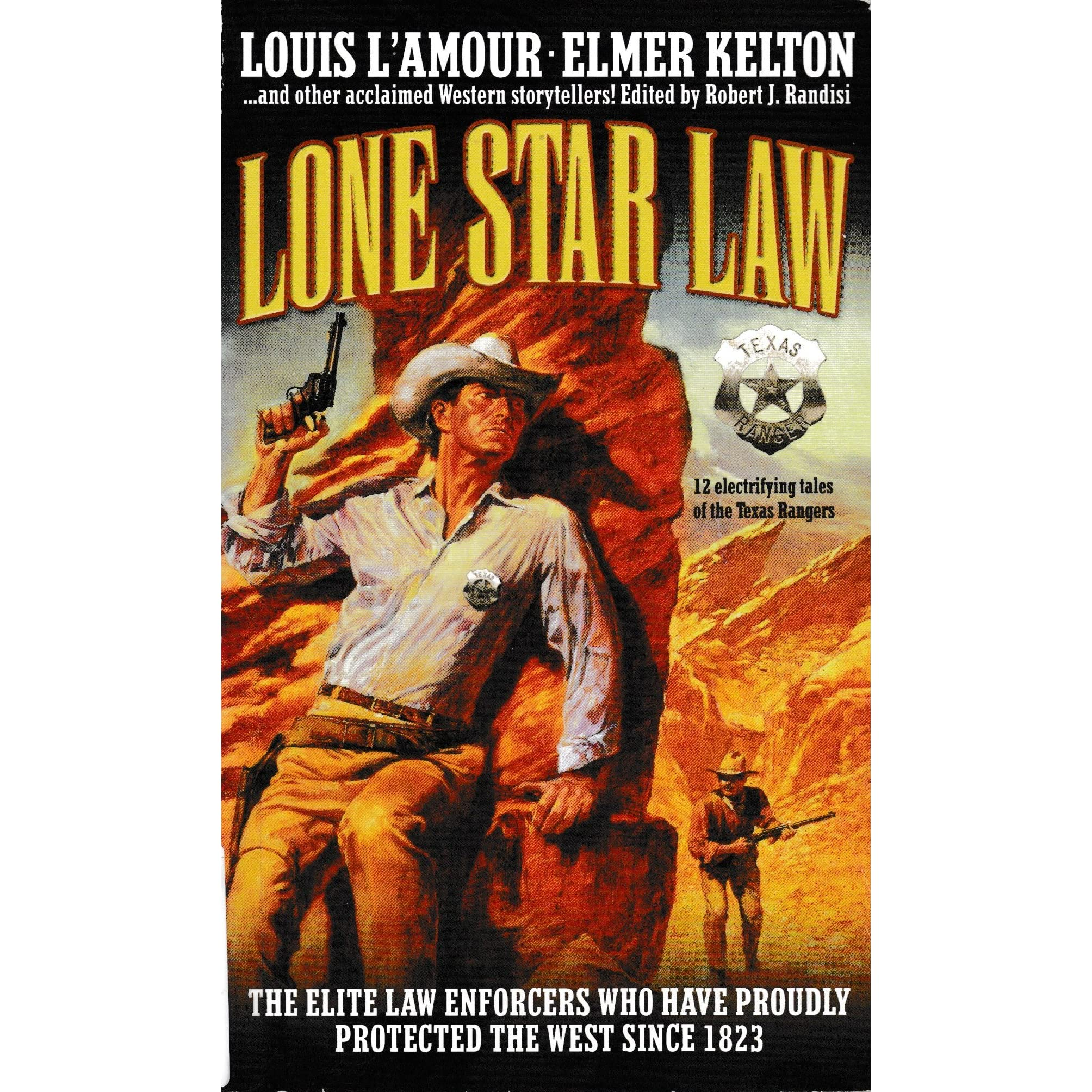 Quotes About Anger And Rage: Lone Star Law By Louis L'Amour