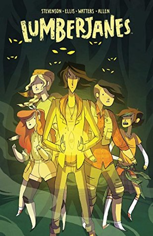 Sink or Swim (Lumberjanes, Vol. 6)