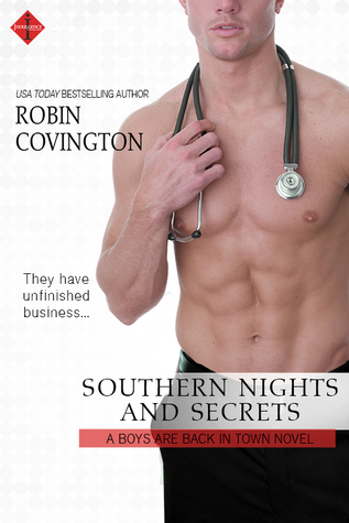Southern Nights and Secrets by Robin Covington