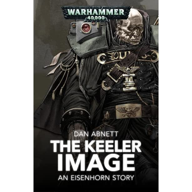 The Keeler Image by Dan Abnett