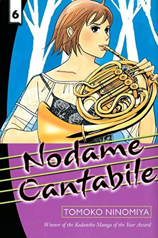Nodame Cantabile, Vol. 6 by Tomoko Ninomiya