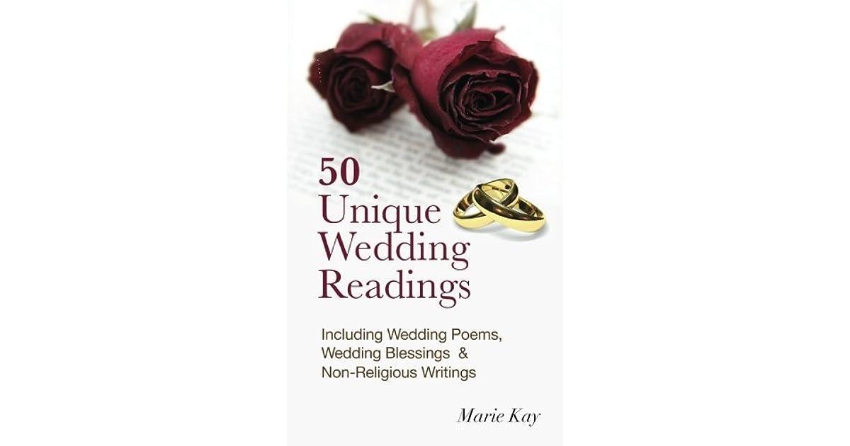 50 Unique Wedding Readings: Including wedding poems