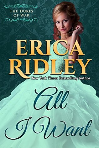 All I Want by Erica Ridley