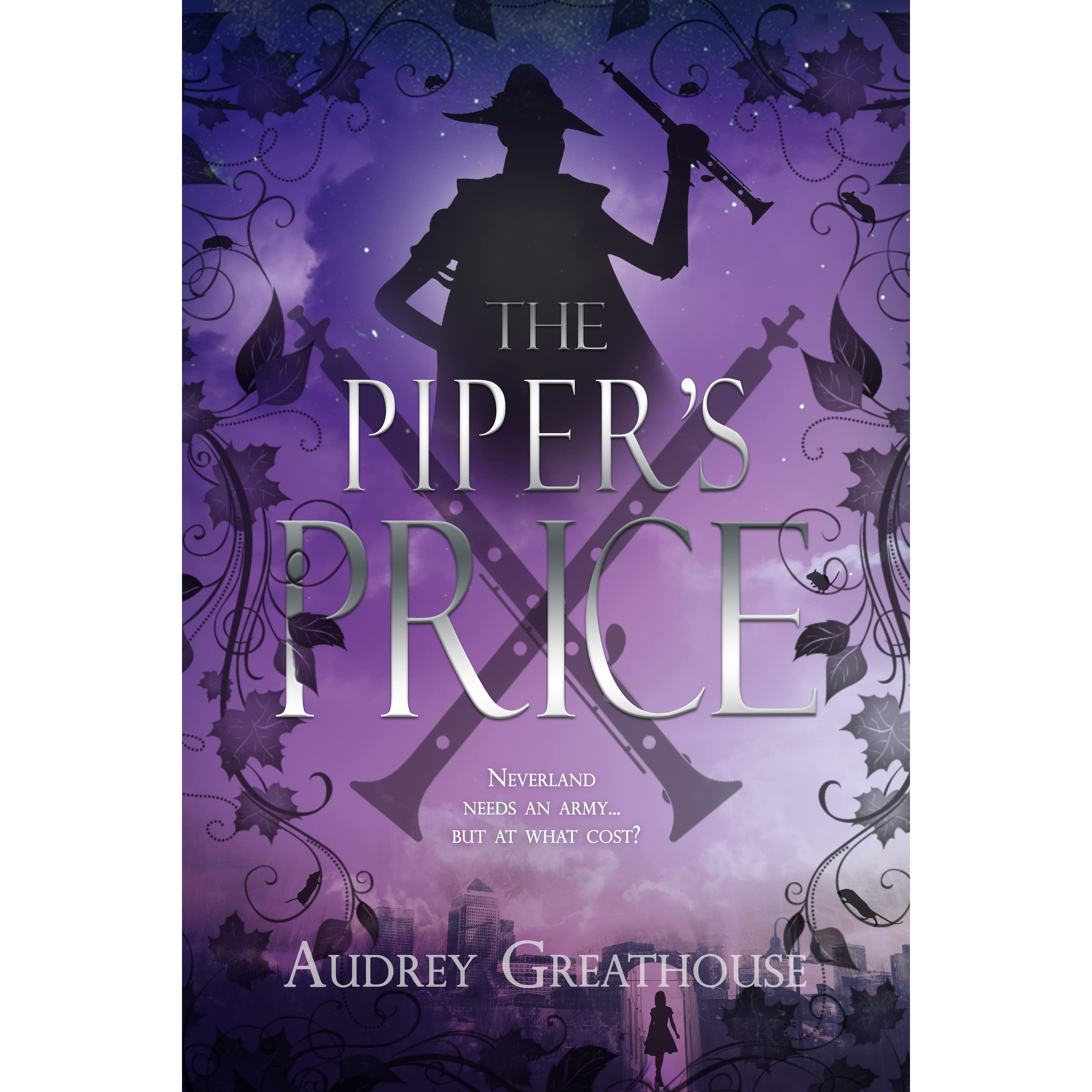 The Piper's Price (the Neverland Wars, #2) By Audrey Greathouse €� Reviews,  Discussion, Bookclubs, Lists