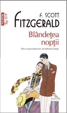 Blândeţea nopţii by F. Scott Fitzgerald