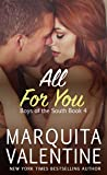 All for You (Boys of the South, #3.5)
