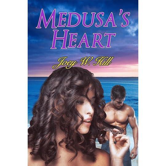Medusa's Heart by Joey W  Hill