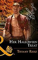 Her Halloween Treat (Men at Work, #1)