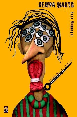 Gempa Waktu by Kurt Vonnegut Jr.