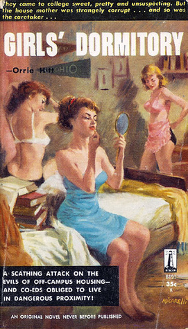Girls' Dormitory by Orrie Hitt