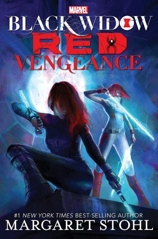 Red Vengeance (Black Widow, #2) by Margaret Stohl