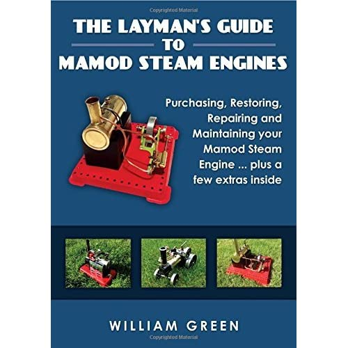 Book The Layman/'s Guide To Mamod Steam Engines Full Colour