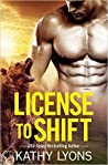License to Shift (Grizzlies Gone Wild #2)