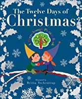 The Twelve Days of Christmas (Peep Through Picture Book)