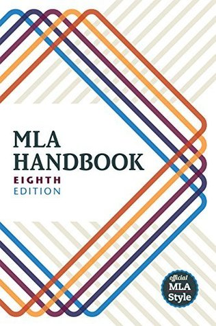 MLA Handbook by Modern Language Association