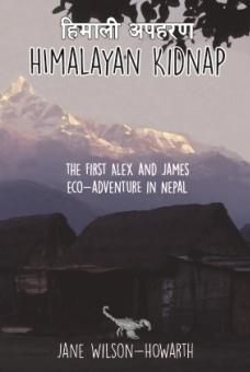 Himalayan Kidnap (Alex and James Wildlife Adventure #1)
