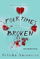 Four Times Broken (Burdened #1)