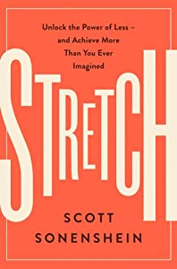 Stretch: Unlock the Power of Less -  and Achieve More Than You Ever Imagined